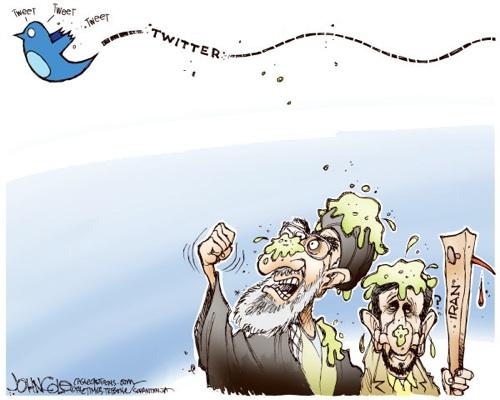 twitter-iran