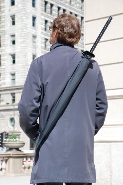 Sword Handle Umbrella
