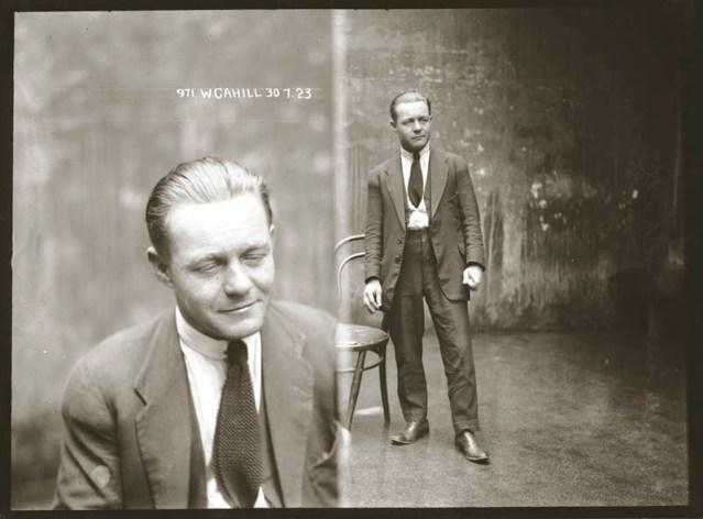 Mugshots of Dapper 1920s Australian Criminals