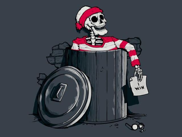 Waldo Wins