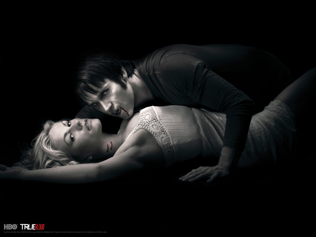 True Blood Promotional Wallpaper