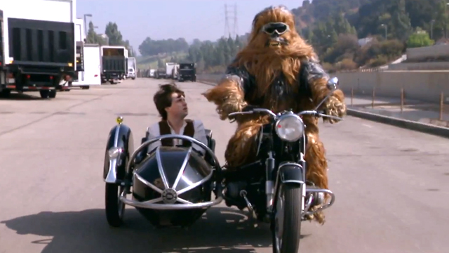 "Wes Anderson's ""Star Wars: Episode VII"" Audition Tape"