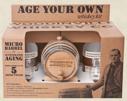Age Your Own Whiskey Kit