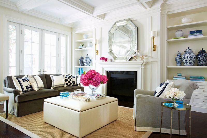 20 Great Fireplace Mantel Decorating Ideas   laurel home blog mcgilldesigngroup