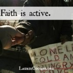 {Lessons Learned} Your Faith Requires Action
