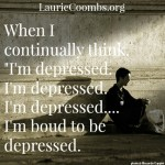 Overcoming Anxiety and Depression {Part 2 – Thoughts}