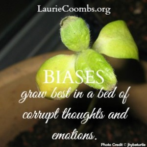 biases, truth, healing