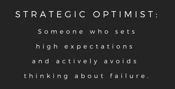strategic optimist