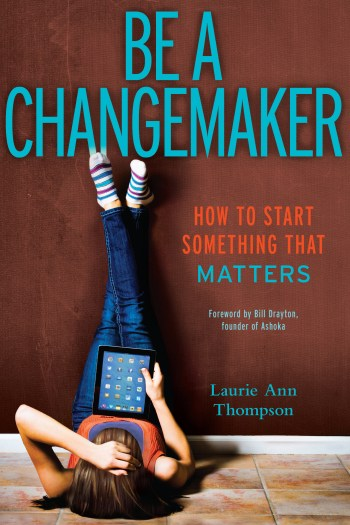 BE A CHANGEMAKER cover