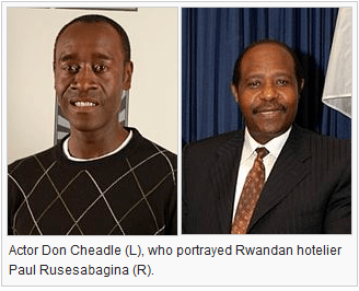 Hotel Rwanda and Open Adoption Parenting