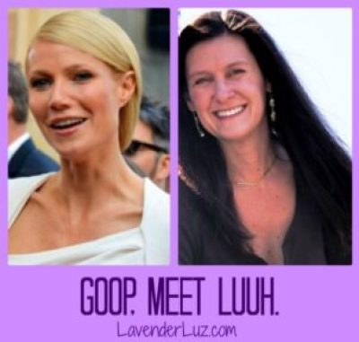 How did Gwyneth name Goop?