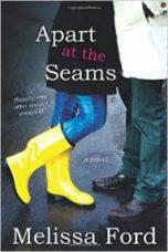 Melissa Ford's third novel
