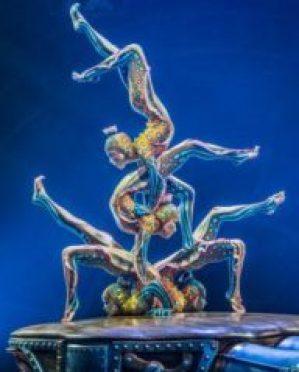 The Curious World of Cirque du Soleil's KURIOS