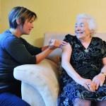 Soins infirmiers à domicile paris personnes âgées