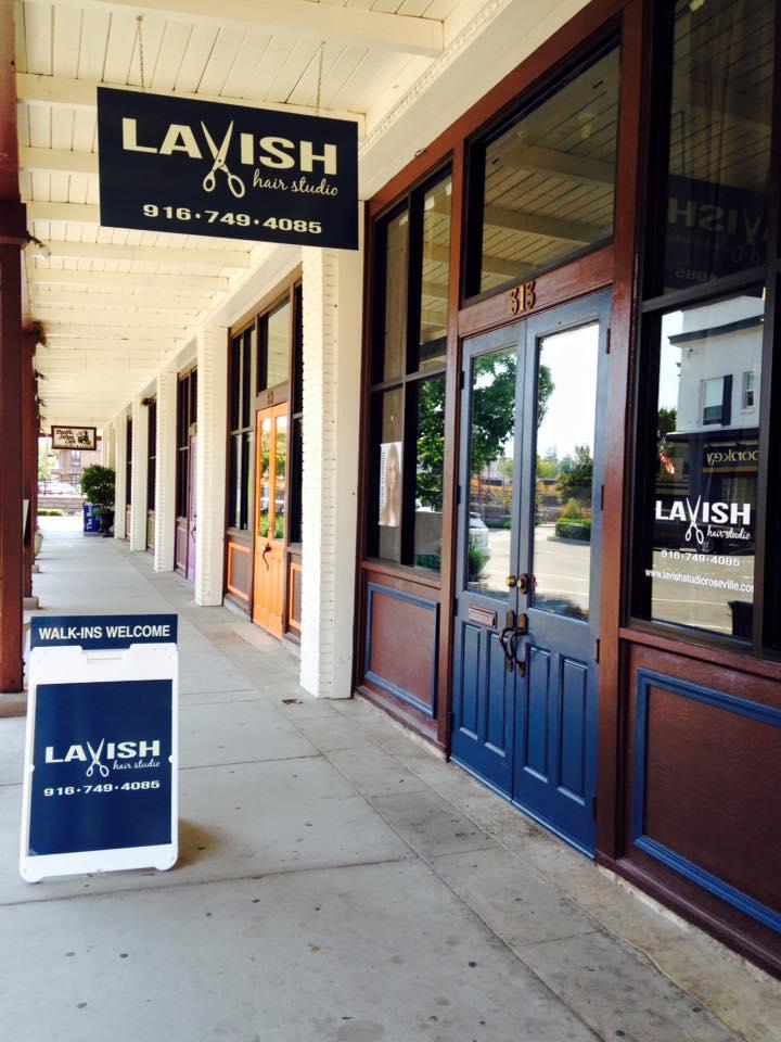 About Us Lavish Hair Studio