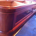 Master Suite Bed Corner