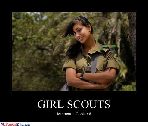 nudist girl scouts