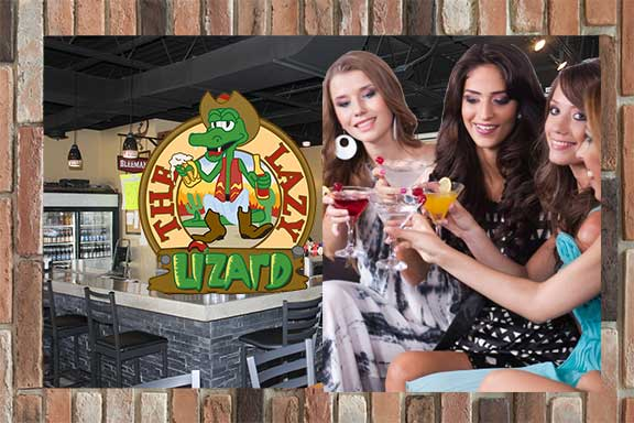 Lazy Lizard Girls Night Out wine-tinis