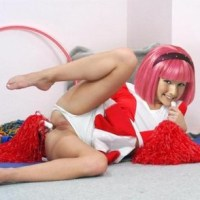 Stephanie - the sexiest cheerleader of Lazy Town!