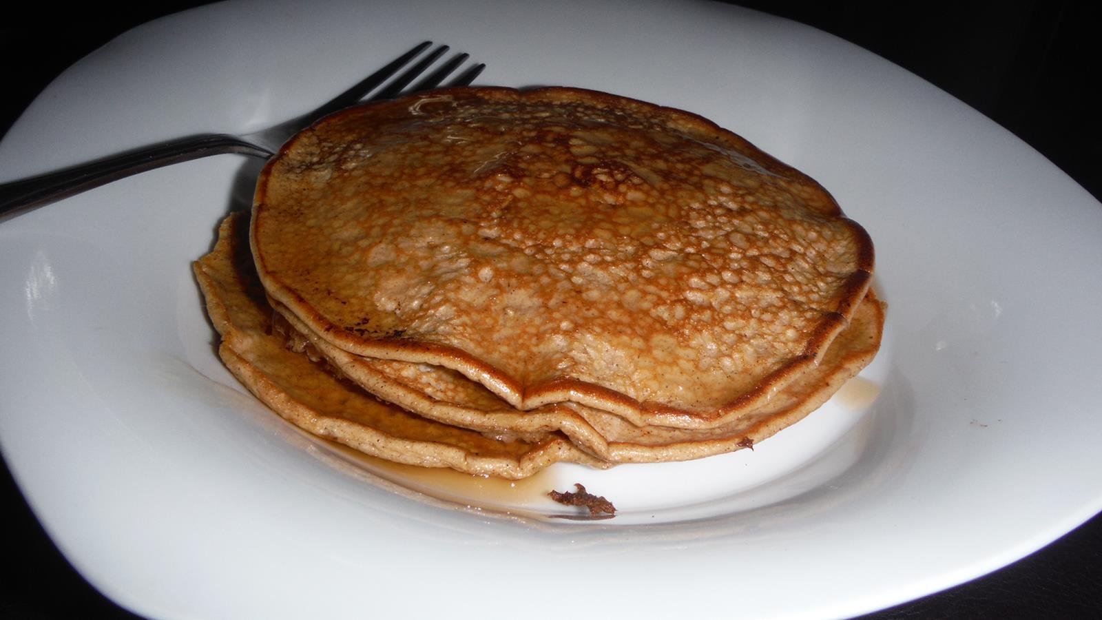cream cheese and egg pancakes