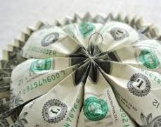Money Centerpiece