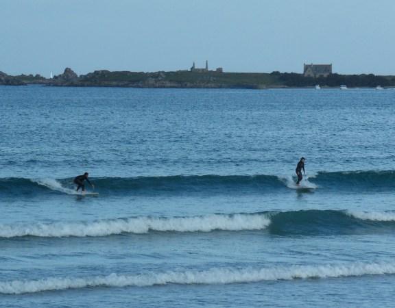 surfing dossen