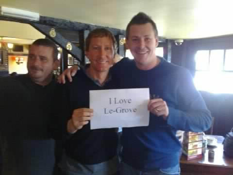 Ray Love Le Grove!