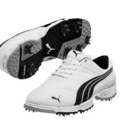 Chaussures de golf Puma Fusion Sport Noir et blanc