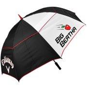 Parapluie Golf Callaway Big Bertha Noir et Blanc