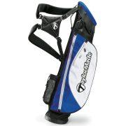 Sac de Golf TaylorMade Quiver Blanc Bleu Noir