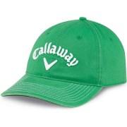 Casquette de golf Callaway verte