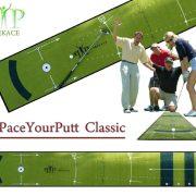Tapis de Putting Peekace PaceYourPutt Classic 60cm x 400cm