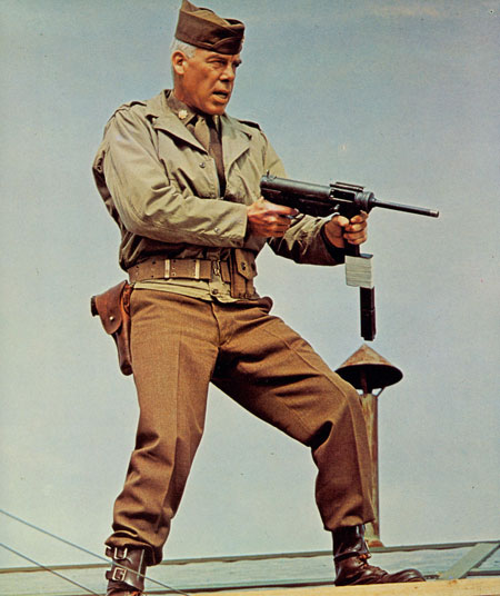 Friday Forgotten Film: The Dirty Dozen (3/5)