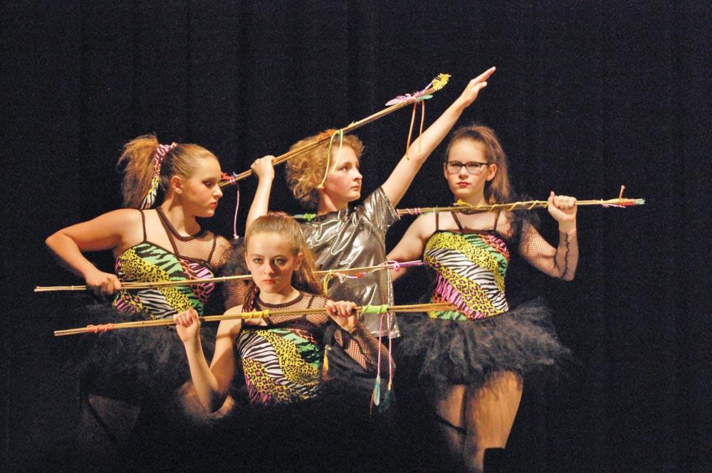 Recital draws full house as dancers strut their stuff ...