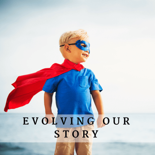 Evolving our story