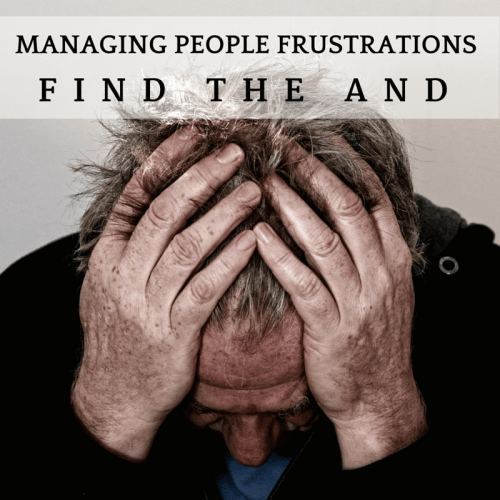 ManagingPeople FrustrationsII