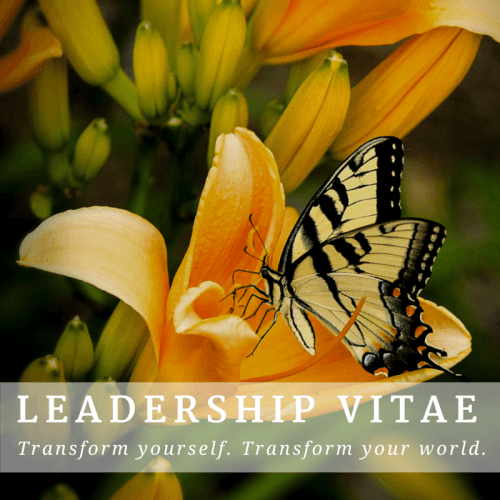 Welcome - Leadership VITAE Launch
