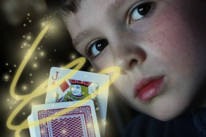 Magicians are masters of card tricks, but can they manage chaos safely?