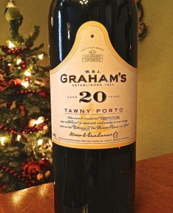 Graham's 20yr Aged Tawny Port