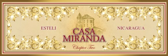 Casa Miranda Chapter Two Label