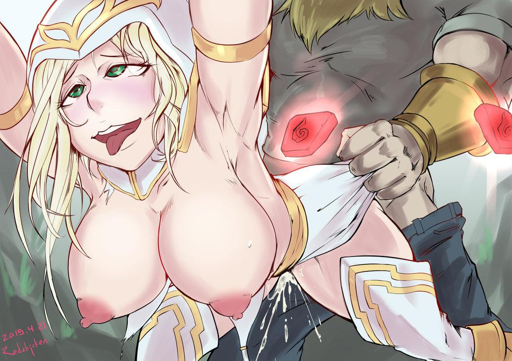 league of legends caitlyn hentai