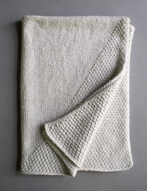 Knitting Pattern Crib Blanket : Friday Follow-Up: Online Knitting Highlights For The Week of June 1st Leah ...