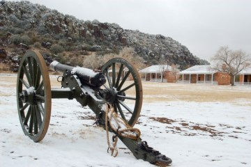 Fort Davis: Watching over the West