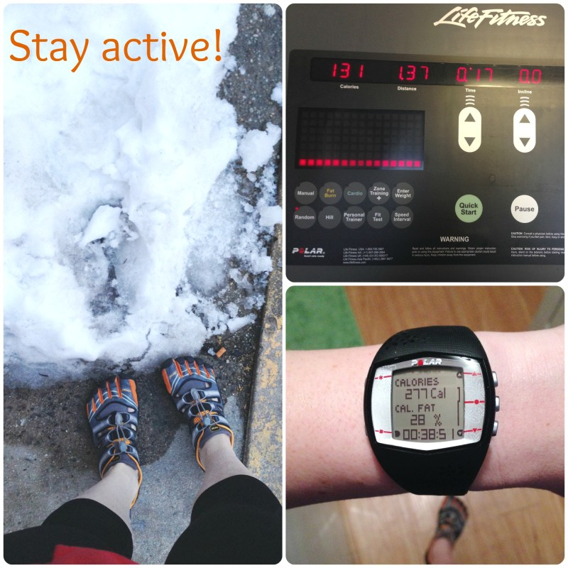 Motivation Monday: FitFluential March Miles and last week's exercise round up