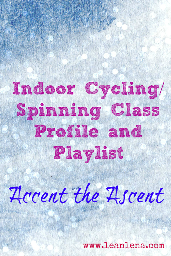 Ride 43 - Accent the Ascent cycling class profile