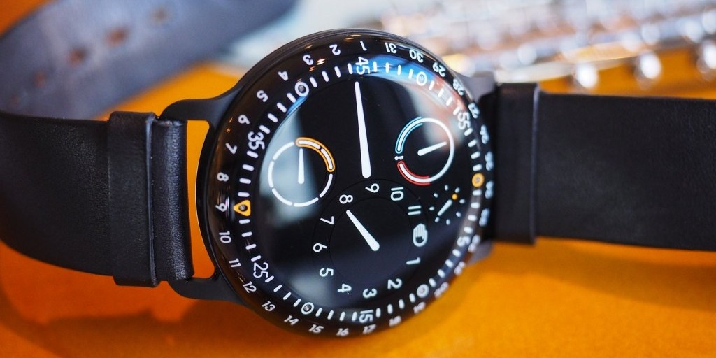 Ressence: One watchmaker not concerned with Apple's Watch. | Photo credit: Hodinkee