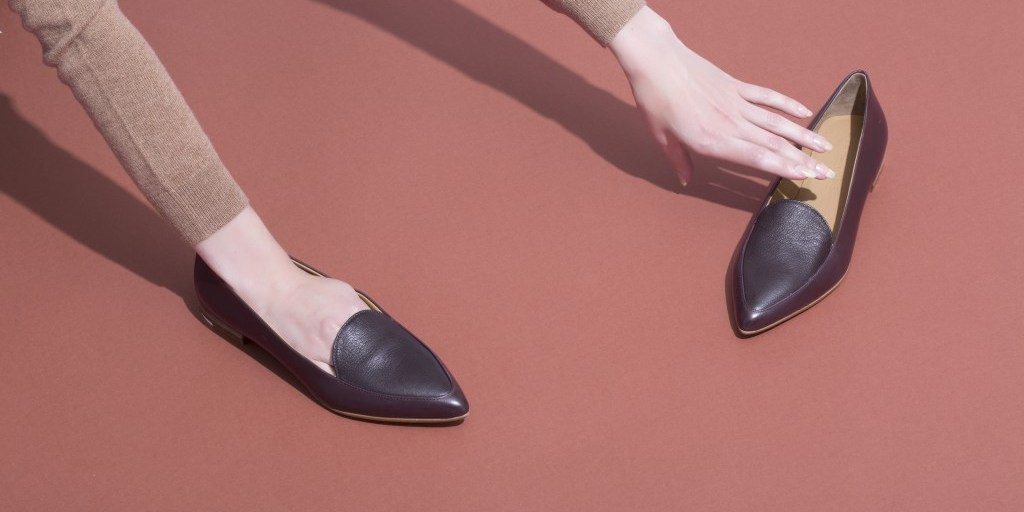 Shoe game | Photo: Everlane