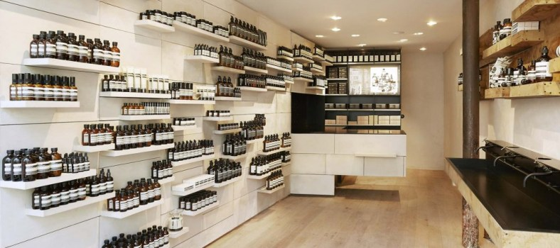 Aesop, properly done | Cigue