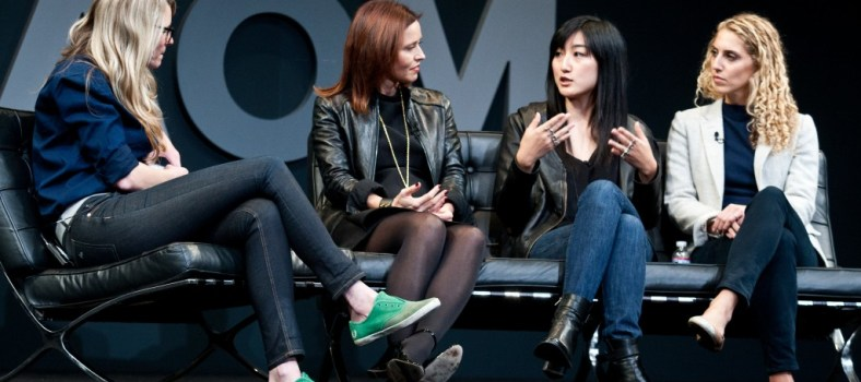 New competition for Forerunner Venture's Kirsten Green (center left) | GigaOm