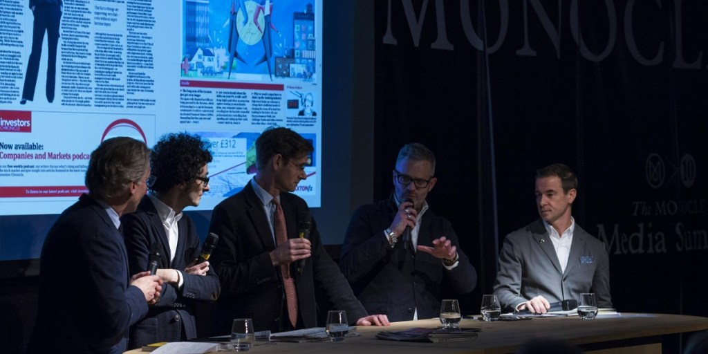 The cherry on top for Monocle's relaunch: The Monocle Media Summit | Monocle